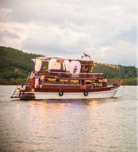ทัวร์ล่องเรือคลาสิกอ่าวระนอง ทัวร์ระนอง 1วัน