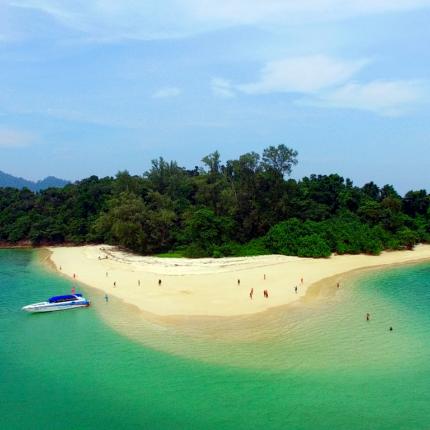 ทัวร์ระนอง 3 เกาะ เกาะกำ เกาะค้างคาว เกาะญี่ปุ่น