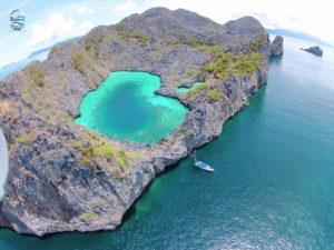 ทัวร์เกาะหัวใจมรกต เกาะเกือกม้า เกาะย่านเชือก