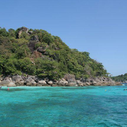 ทัวร์เกาะสิมิลัน 2 วัน 1 คืน