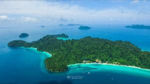 ทัวร์เกาะค๊อกเบิร์น เกาะมุก ทะเลพม่า ทัวร์ระนอง