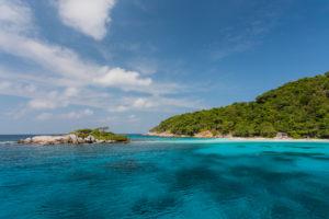 ทัวร์เกาะไม้ท่อน ราชาน้อย เรือคาตามารัน