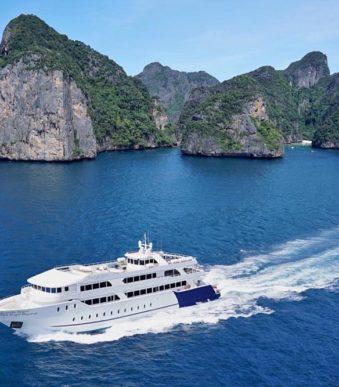 ทัวร์เกาะพีพีเรือใหญ่ ซีแองเจิ้ล บียอนด์