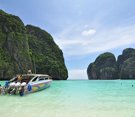 ทัวร์เกาะไม้ท่อน เกาะพีพี เกาะไข่